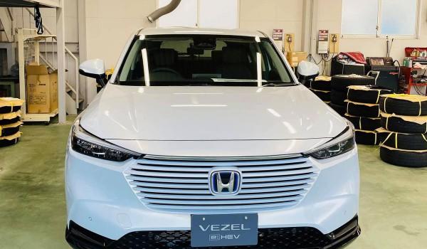 Cận cảnh Honda HR-V 2022 tại đại lý, 'lột xác' hoàn toàn, dễ thành hàng 'hot' qua mặt Seltos