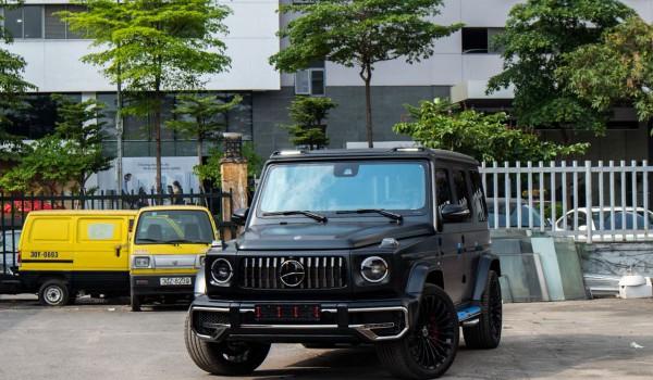 Diện kiến Mercedes-AMG G63 độ Hofele cực ngầu vừa về Việt Nam