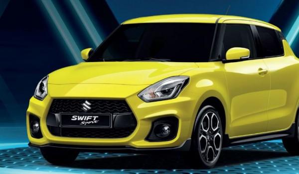 Suzuki Swift Sport 2021 bản 'xịn' ra mắt, sắp về Việt Nam?
