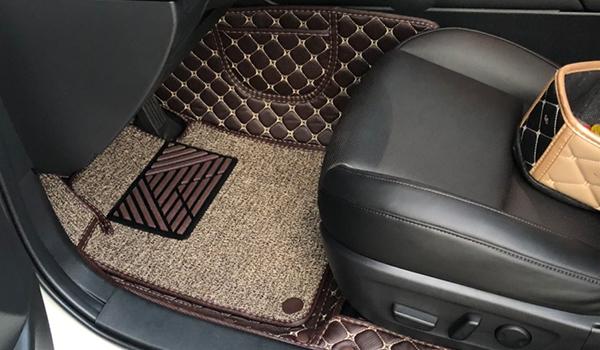 Nên dùng thảm lót sàn ô tô 3D 4D 5D hay 6D ?