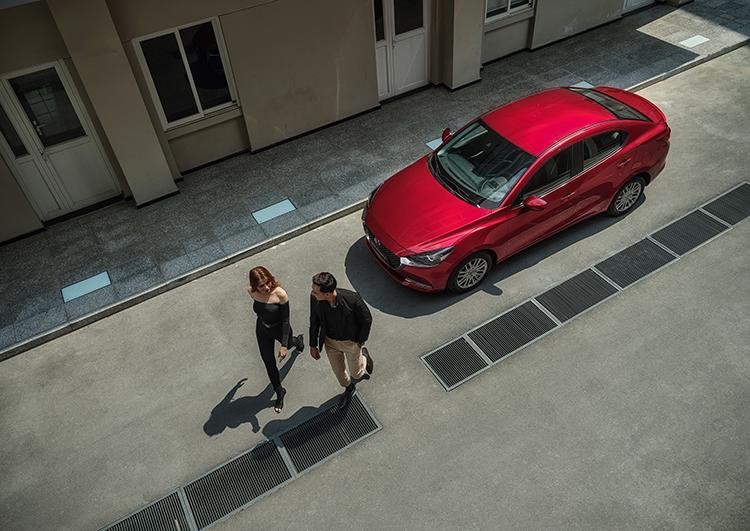 Mazda2 2020 là một trong những mẫu xe phù hợp giới trẻ, người mua xe lần đầu.