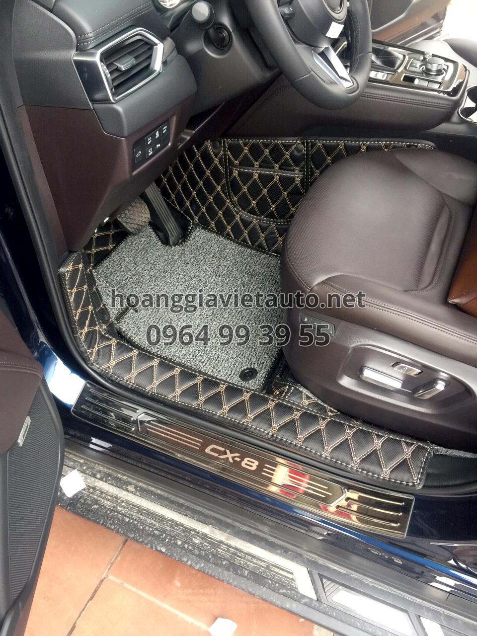 Thảm lót sàn Mazda CX8