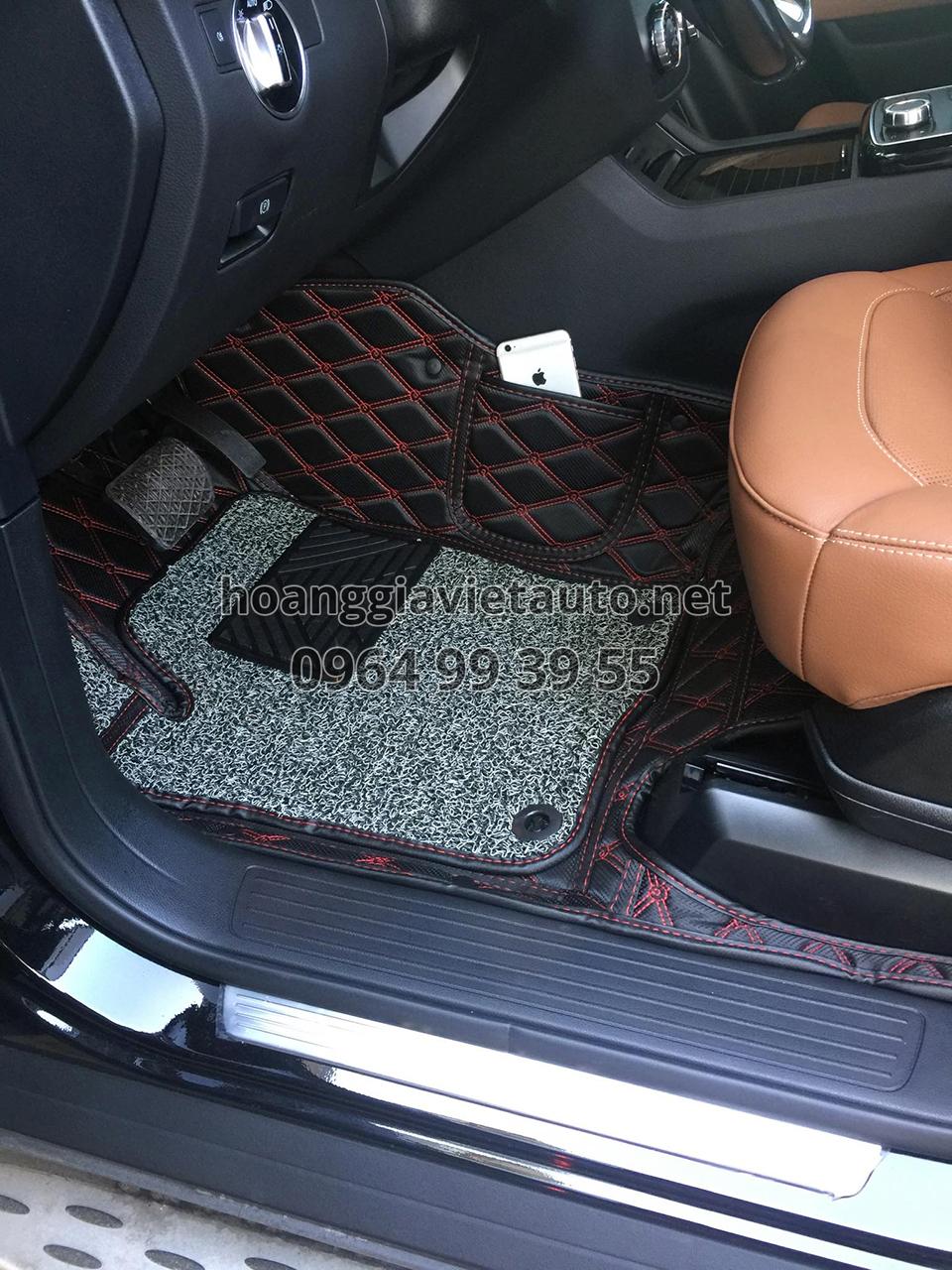 Thảm lót sàn Mercedes GLS400