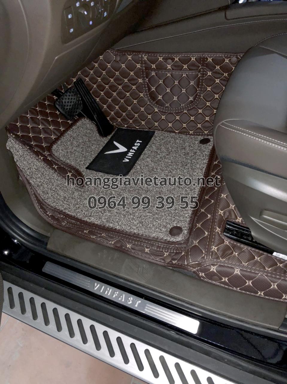 Thảm lót sàn VinFast LUX SA2.0